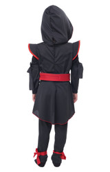 little ninja childrens costume