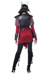 samurai warrior costume for women
