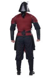 samurai warrior costume for men