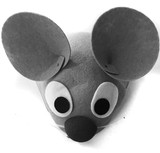 Mouse Outfit for Toddlers