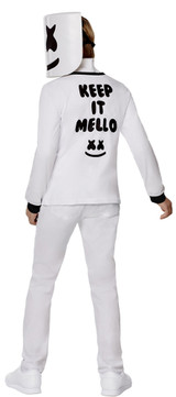 Marshmello Boy Costume from Fortnite