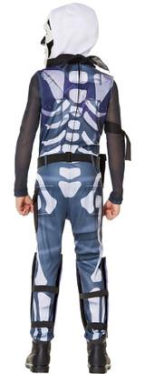 Skull Trooper Boy Costume from Fortnite