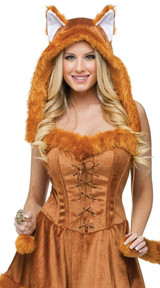 Foxy Lady Costume for Ladies