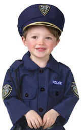 Toddler Costume Police Offices