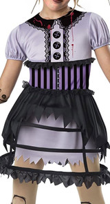 Fractured Marionette Outfit for Girls