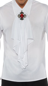Vampire Shirt for Halloween Vampire Costume
