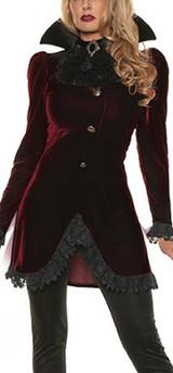 Vampire Belladonna Costume for Ladies