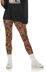 90s Style Leggins for Women