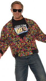 90s Jacket Outfit for Men