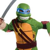 TMNT Leonardo Classic Deluxe Boys Halloween Outfit