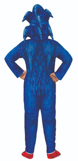 Sonic the Hedgehog Deluxe Child Halloween Outfit