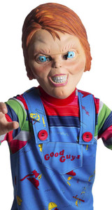 Chucky Scary Child Halloween Outfit