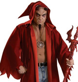 Lucifer Spooky Devil Man Halloween Outfit