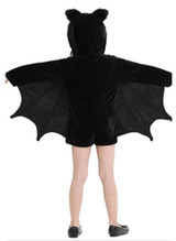 bat dress costume for girls