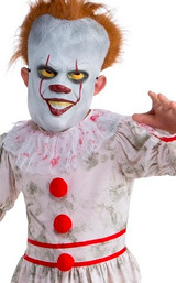 Evil dancing clown costume