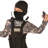 Childs Navy Camouflage Seal Costume