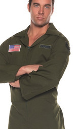 Air Force Top Gun Mens costume