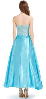 Woman costume Elsa