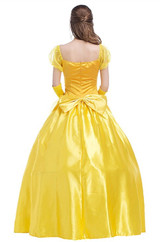 Women Belle princess costume