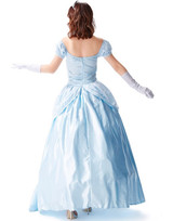 princess Cinderella woman costume