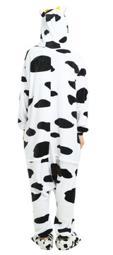 Cow bodysuit woman costume