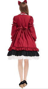 Woman Lolita Costume