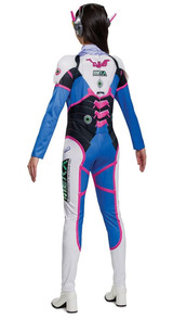Overwatch D.Va Deluxe Woman Costume