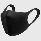 Black Washable & Reusable Mask