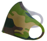 Camouflage Washable & Reusable Mask