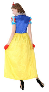 Snow White Back View