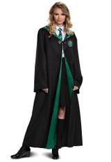 Harry Potter Slytherin Robe - Side View