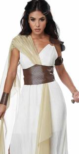 Roman Spartan Warrior Womens Costume
