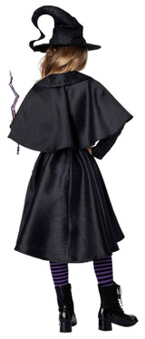Witch's Coven Coat Girl Costume