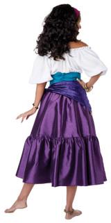Esmeralda Gypsy Womens Costume