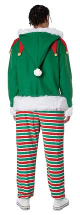 Elf Onesie Adult  Costume