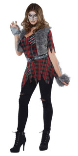 She-Wolf Womens Costume