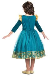 Brave Merida Disney Girls Costume