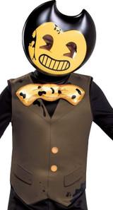 Bendy Dark Revival Kid Costume
