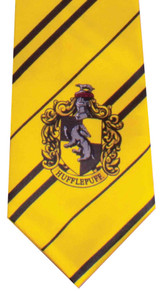 Harry Potter  Hufflepuff Tie Detailed