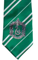Harry Potter Slytherin Tie Detailed