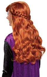 Frozen Anna Women Wig