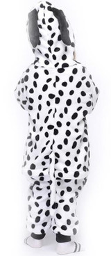 Cute Dalmatian Kid Onesie Costume