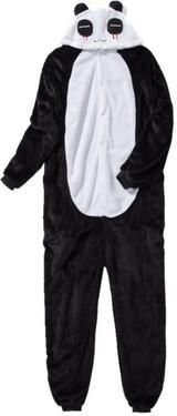 Panda Onesie Adults Costume Detailed