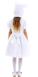 Bunny Dress Girl Costume Back