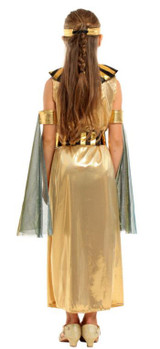 Queen Cleopatra Girl Costume Back