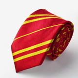 Harry Potter Tie Gryffindor Detailed
