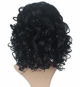 Jon Snow Black Wig