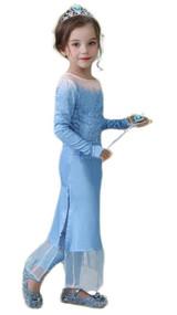Frozen Elsa Underwater Dress