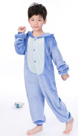 Stitch Toddler Kid Costume detailed image