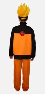 Naruto Anime Mens Costume